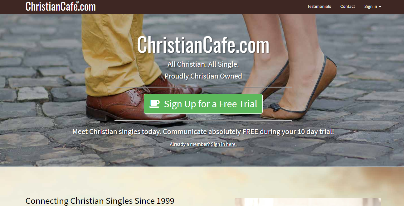 christian connection login